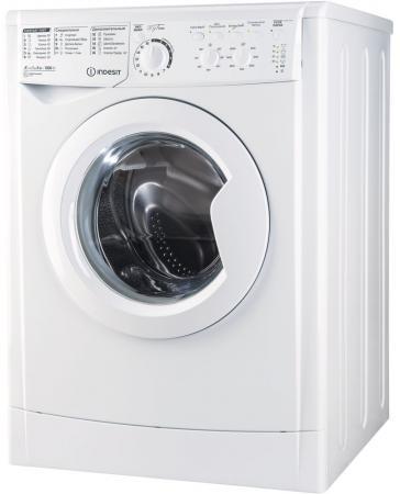 Стиральная машина Indesit EWSC 51051 B CIS белый стиральная машина indesit iwse 6105 b cis l