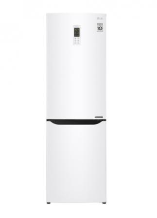 Холодильник LG GA-B419SLGL белый мышь logitech m105 black 910 003116