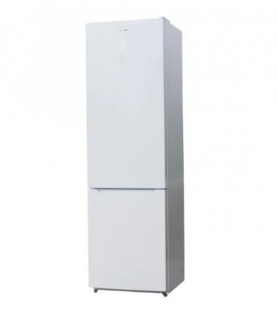 Холодильник SHIVAKI BMR-2014DNFW белый холодильник shivaki sdr 054s