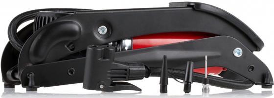 цена на Насос ножной HEYNER 215000 с ресивером, манометромЛюкс