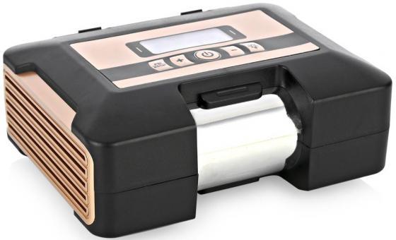 Компрессор однопоршневой SKYBEAR 211040 с электронным дисплеем 12 В 10 атм. 30 л/мин.