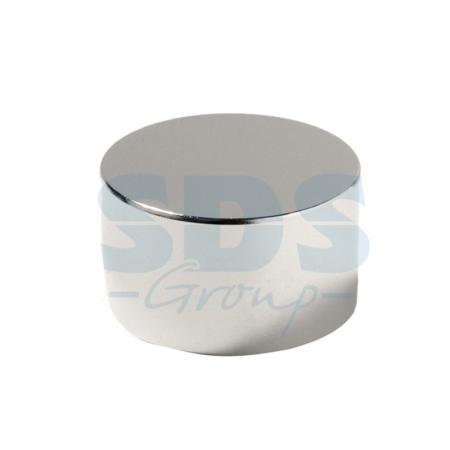 купить Неодимовый магнит диск 60х30мм сцепление 160 Кг Rexant по цене 2590 рублей