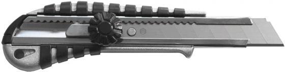 Нож с сегментным лезвием стальной ARMERO AM11/250 25мм шпатель armero am11 600