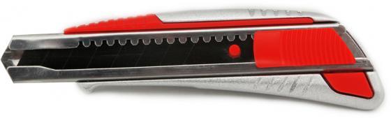 Нож VIRA 831309 18мм металл. корпус Auto-lock нож vira 831309 18мм металл корпус auto lock