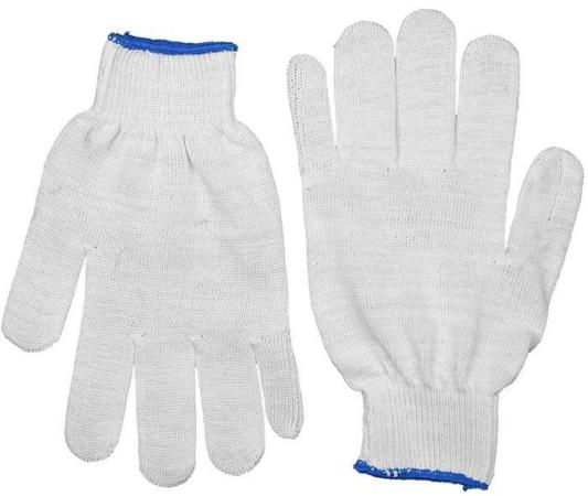 Перчатки ЗУБР 11450-XL трикотажные 12 класс х/б l-xl перчатки stayer 11408 xl мaster трикотажные обливная ладонь из латекса х б 13 класс l xl
