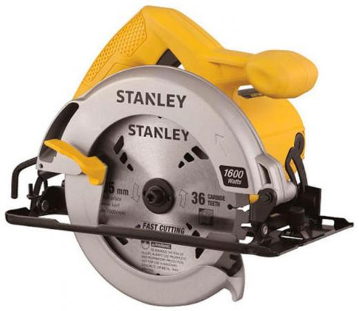Купить со скидкой Циркулярная пила Stanley STSC1618-RU 1600 Вт 185мм