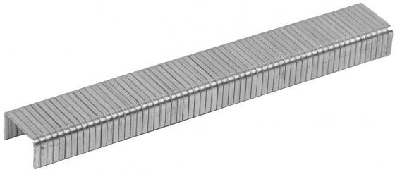 Скобы для степлера Зубр 8 мм 1000 шт