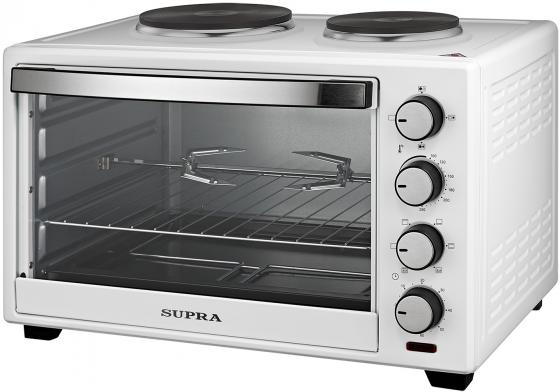 Мини-печь Supra MTS-324 белый мини печь supra mts 321