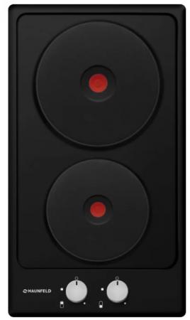 Варочная панель электрическая Maunfeld MEHE.32.62B черный варочная панель maunfeld mehe 64 97w