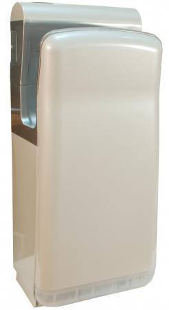 Электросушитель для рук PUFF 8870 матовый+серебристый 2кВт 290х220х685мм