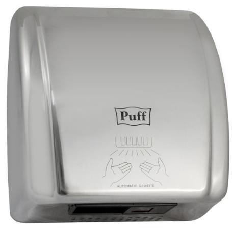 Электросушитель Puff PUFF 8851S 2100Вт серебристый puff sleeve grid top