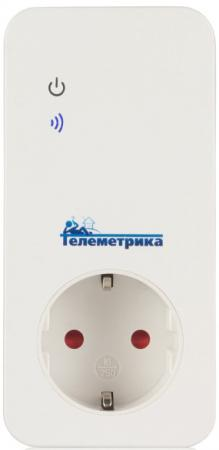 GSM-розетка ТЕЛЕМЕТРИКА Т20 до 3,5 кВт управление через приложение или СМС ведомая - для T40