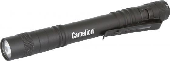 Фонарь CAMELION LED51517 черн led xpe 3 реж 2xlr03 в компл. алюм. откр. блистер