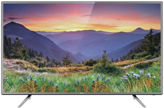 Телевизор LED 55 BBK 55LEX-6042/UTS2C черный серебристый 3840x2160 60 Гц USB