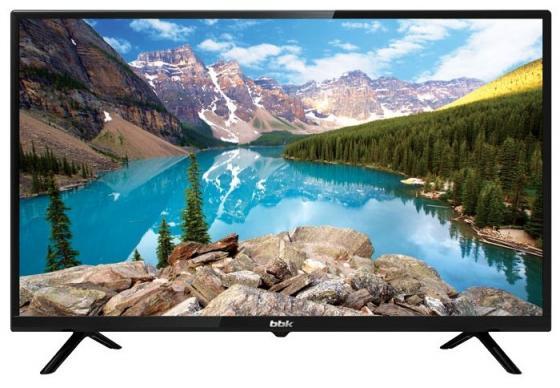 Фото - Телевизор LED 32 BBK 32LEM-1050/TS2C черный 1366x768 50 Гц USB телевизор 24 jvc lt 24m485 черный 1366x768 60 гц usb