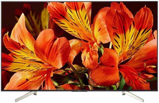 Купить LED65 Sony KD-65XF8596 Жидкокристаллический телевизор, Телевизор, черный