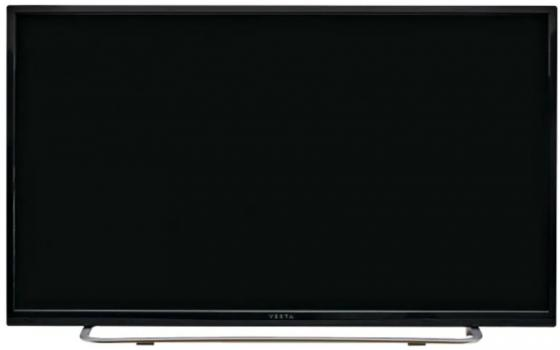 цена на Телевизор LED — Vekta LD-43SF6019BT черный 1920x1080 50 Гц Smart TV USB