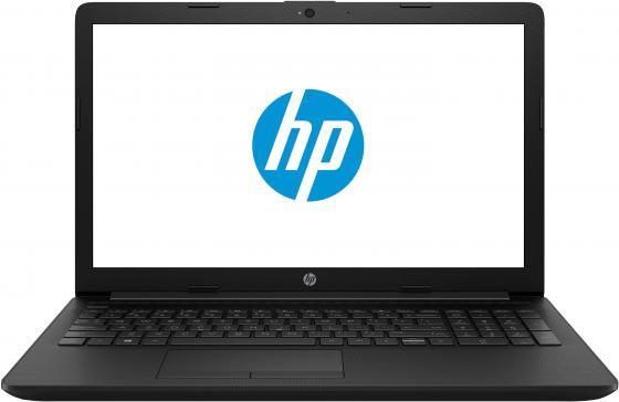 """Ноутбук HP 15-db0110ur 15.6"""" 1920x1080 AMD A9-9425 1 Tb 8Gb AMD Radeon 520 2048 Мб черный DOS 4JU29EA цена и фото"""