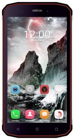 teXet TM-5201 черный (ROCK) Смартфон