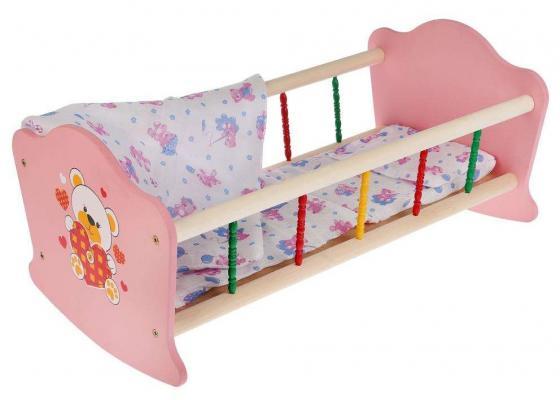 Кроватка для кукол Карапуз Мой мишка printio мой любимый карапуз 2