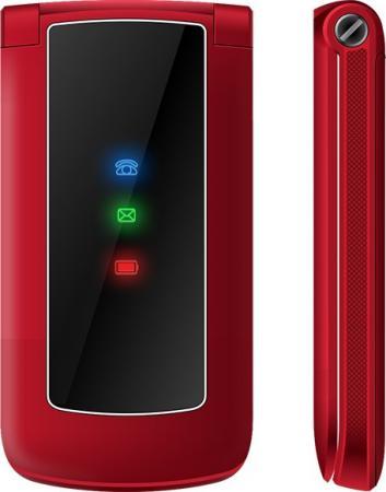 teXet TM-317 красный Мобильный телефон стоимость
