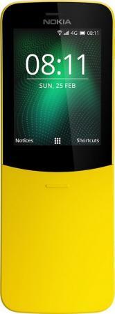 Nokia 8110 4G DS TA-1048 Yellow Мобильный телефон все цены