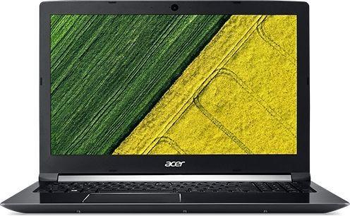 Ноутбук Acer Aspire A717-71G-56CA Core i5 7300HQ/8Gb/1Tb/SSD128Gb/nVidia GeForce GTX 1060 6Gb/17.3/FHD (1920x1080)/Windows 10/black/WiFi/BT/Cam external laptop hdd case usb wifi disk router sata hard disk reader case 2 5 inch hdd caddy usb 3 0 plastic hard drive enclosure