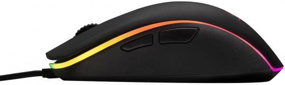 Мышь HyperX Pulsefire Surge HX-MC002B проводная, оптическая, 16000 dpi, 5 кнопок + колесо цена и фото