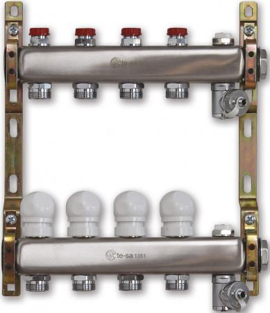 """цены на 220A2-06-11D Te-Sa Коллектор в сборе 1"""" 11 выходов под евроконус  в интернет-магазинах"""