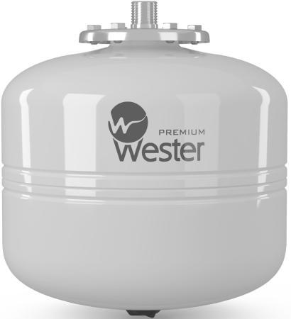0-14-0390 Бак мембранный для системы ГВС и гелиосистем Wester Premium WDV 35_нерж бак wester 804 020 нейлоновый 125мл для краскопульта wester fpg40