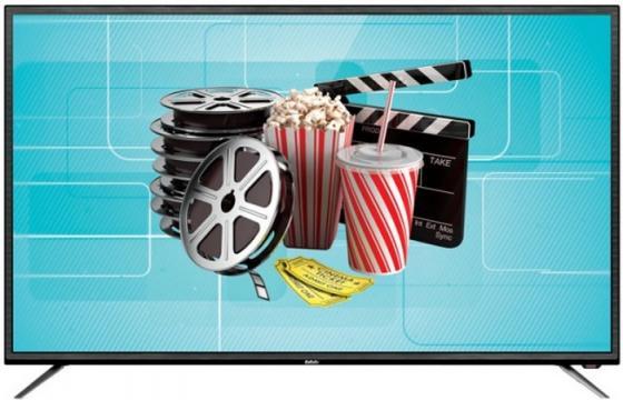 "Телевизор LED 43"" BBK 43LEX-7027/FT2C черный 1920x1080 60 Гц Wi-Fi RJ-45 все цены"