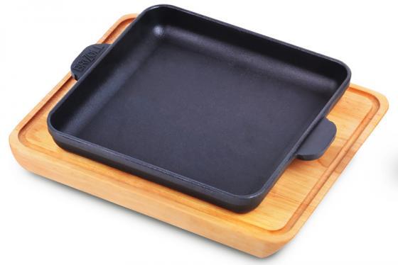 Сковорода Brizoll Н181825-Д HoReCa с подставкой сковорода brizoll н181825 д 18x18cm