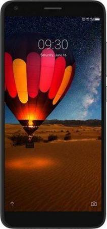 Смартфон ZTE Blade V9 Vita черный 5.45 16 Гб NFC LTE Wi-Fi GPS 3G Bluetooth
