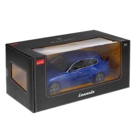 Автотрейлер на радиоуправлении RASTAR MASERATI LEVANTE цвет в ассортименте от 3 лет пластик 75500-RASTAR стоимость