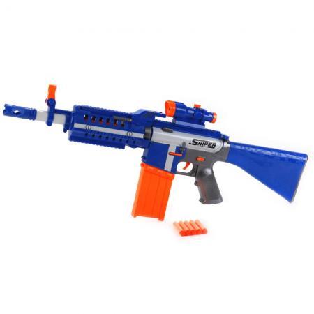 цена на Автомат Shantou Gepai 7002B синий B1276268