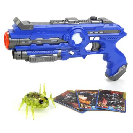 Пистолет Shantou Gepai Call of Warrior синий B1666081 цена
