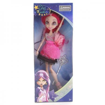 Кукла Shantou КУКЛА 29СМ, ГНУЩАЯСЯ 29 см шарнирная игровой набор shantou кукла 29 см