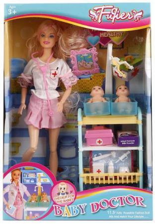 Кукла Shantou B1703260 29 см игровой набор shantou кукла 29 см