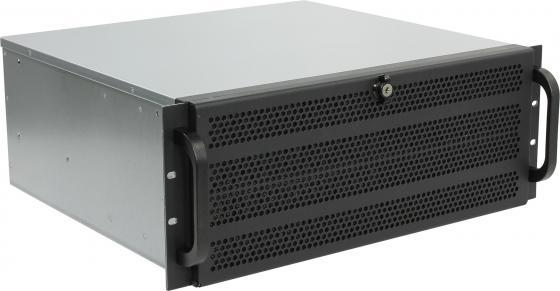 Серверный корпус 4U Procase EM410-B-0 Без БП чёрный серверный корпус 4u procase eb430m b 0 без бп чёрный
