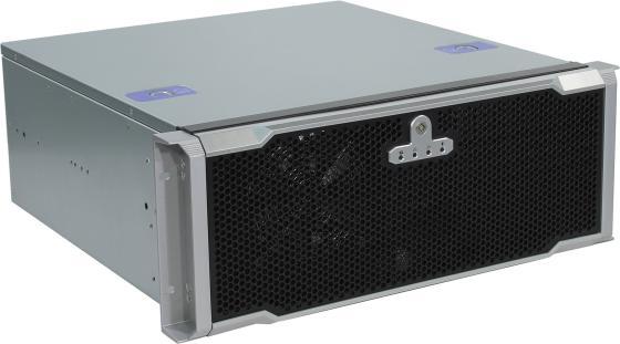 Серверный корпус 4U Procase EM443D-B-0 Без БП чёрный серверный корпус 4u procase eb410 b 0 без бп чёрный