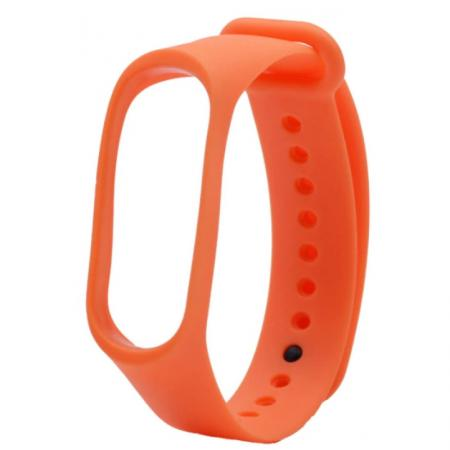 Xiaomi Mi Band 3 Strap (Orange) [MYD4099TY] v6 fashion hour marks round dial quartz pu band wrist watch black orange