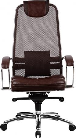 """Кресло """"Samurai SL-1.02"""" Тёмно-коричневый"""
