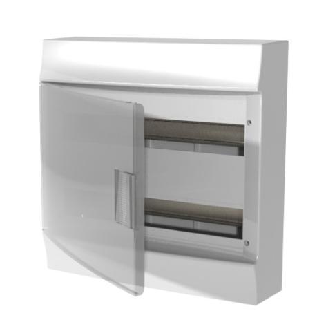 ABB 1SPE007717F9997 Бокс настенный Mistral41 36М прозрачная дверь (с клемм) 2ряда