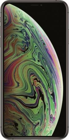 "Смартфон Apple iPhone XS Max серый 6.5"" 256 Гб NFC LTE Wi-Fi GPS 3G MT532RU/A цена и фото"