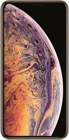 Смартфон Apple iPhone XS Max золотистый 6.5 256 Гб NFC LTE Wi-Fi GPS 3G MT552RU/A смартфон apple iphone 6s розовое золото 4 7 32 гб wi fi gps 3g lte nfc mn122ru a