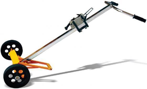 Ручная механическая тележка EURO-LIFT DE450 00019133 для перемещения бочек двухколесная ручная тележка тор 131031