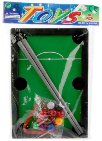 Настольная игра бильярд Shantou 1010S1274 настольная игра shantou gepai аэрофутбол 5016
