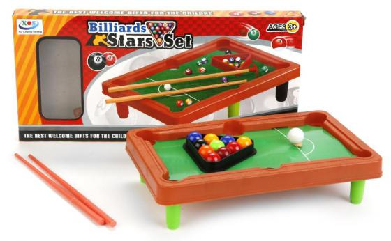 Настольная игра бильярд Shantou J656 игра настольная бильярд 28х44см