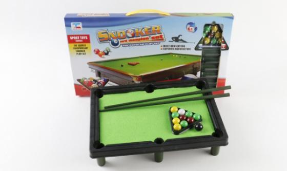 Настольная игра бильярд Shantou 10952A настольная игра partida настольный бильярд детский 52x33x10cm