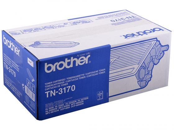 Картридж Brother TN-3170 для HL-5240 5250DN 5270DN 5280DW gzlspart for brother hl 5250dn 5250 5250dn original uesed formatter board lm9077001 printer parts on sale